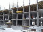 Ход строительства дома № 1 в ЖК Лайм - фото 83, Февраль 2019
