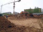 ЖК На Высоте - ход строительства, фото 210, Апрель 2020