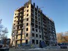 Ход строительства дома №1, секция 2 в ЖК Заречье - фото 18, Январь 2021
