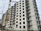 Ход строительства дома № 4 в ЖК Корабли - фото 8, Август 2021