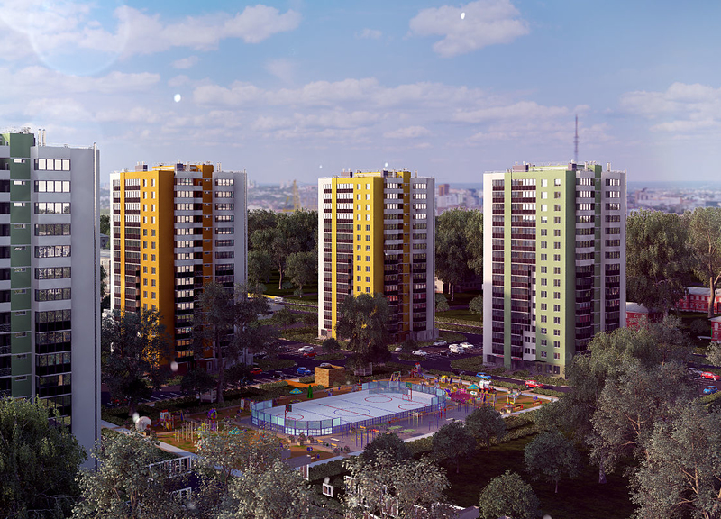 Дом № 3 в ЖК Циолковский - фото 8