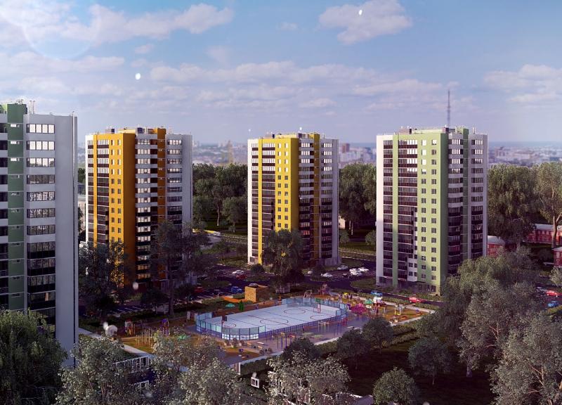 Дом № 6 в ЖК Циолковский - фото 2