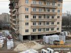 Ход строительства дома Литер 1 в ЖК Звезда Столицы - фото 82, Январь 2019