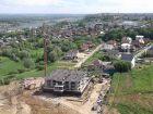 Ход строительства дома № 15 в ЖК Академический - фото 54, Июнь 2019