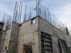 ЖК Каскад на Менделеева - ход строительства, фото 27, Декабрь 2019