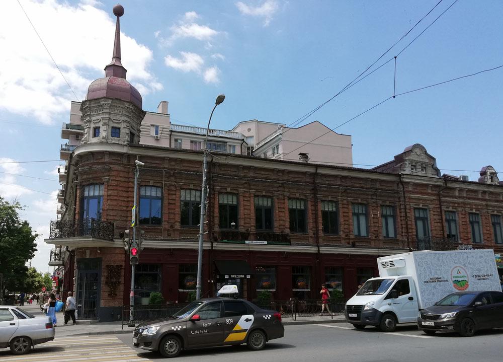 Исторический центр Ростова планируют восстановить