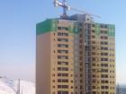 Ход строительства дома № 9 в ЖК Академический - фото 2, Январь 2017