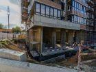 Ход строительства дома Литер 1 в ЖК Первый - фото 80, Сентябрь 2018