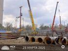 ЖК Кристалл 2 - ход строительства, фото 13, Апрель 2021