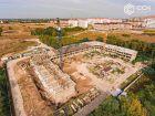 ЖК Открытие - ход строительства, фото 70, Сентябрь 2019