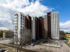 ЖК Каскад на Ленина - ход строительства, фото 16, Апрель 2021