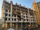 Ход строительства дома ул. Мечникова, 37 в ЖК Мечников - фото 21, Ноябрь 2019