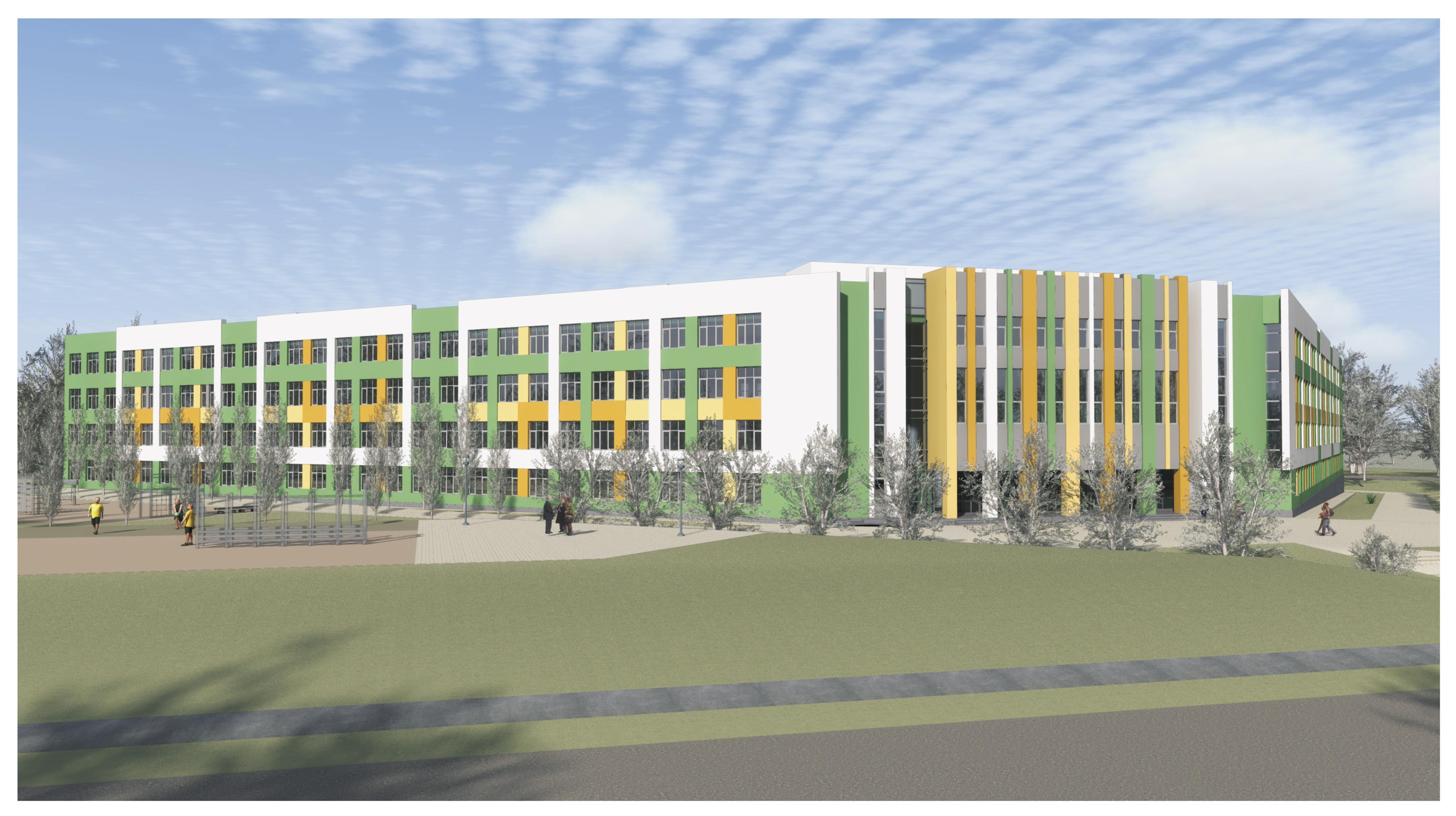 Школа в жилом комплексе (ЖК) «Цветы» - фото 2