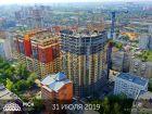 ЖК Максим Горький - ход строительства, фото 34, Июль 2019