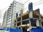ЖК Каскад - ход строительства, фото 50, Февраль 2016