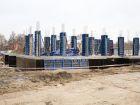 ЖК КМ Молодежный, 76 - ход строительства, фото 10, Апрель 2020