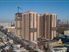 ЖК Центральный-3 - ход строительства, фото 64, Ноябрь 2018