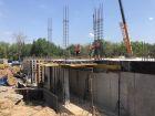 Ход строительства дома № 3 в ЖК Подкова на Родионова - фото 4, Июль 2021