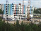 Ход строительства дома № 11 в ЖК Корабли - фото 13, Май 2018