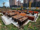Ход строительства дома Литер 5/1 в ЖК Вересаево - фото 12, Июль 2020