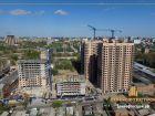 ЖК Центральный-3 - ход строительства, фото 101, Апрель 2018