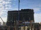 Ход строительства дома Литер 1 в ЖК Династия - фото 39, Январь 2019