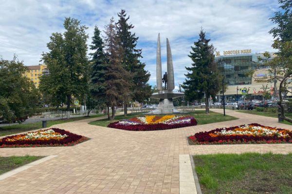 Начало нового. Как изменился сквер на бульваре Юбилейном накануне 800-летия Нижнего Новгорода