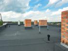 Ход строительства дома № 3 в ЖК Ватсон - фото 31, Август 2020