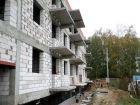 Ход строительства дома № 5 в ЖК Мега - фото 25, Октябрь 2017