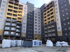 Ход строительства дома № 1 в ЖК Удачный 2 - фото 62, Апрель 2020