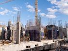 Ход строительства дома № 2 в ЖК Книги - фото 7, Апрель 2021