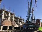 ЖК West Side (Вест Сайд) - ход строительства, фото 162, Ноябрь 2018