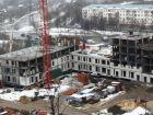 Ход строительства дома № 7 в ЖК Планетарий - фото 28, Декабрь 2017