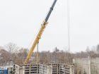 ЖК Азбука - ход строительства, фото 39, Декабрь 2020