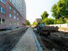 Ход строительства дома 60/1 в ЖК Москва Град - фото 33, Июнь 2018