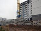 Ход строительства дома № 4 в ЖК Сормовская сторона - фото 23, Октябрь 2016