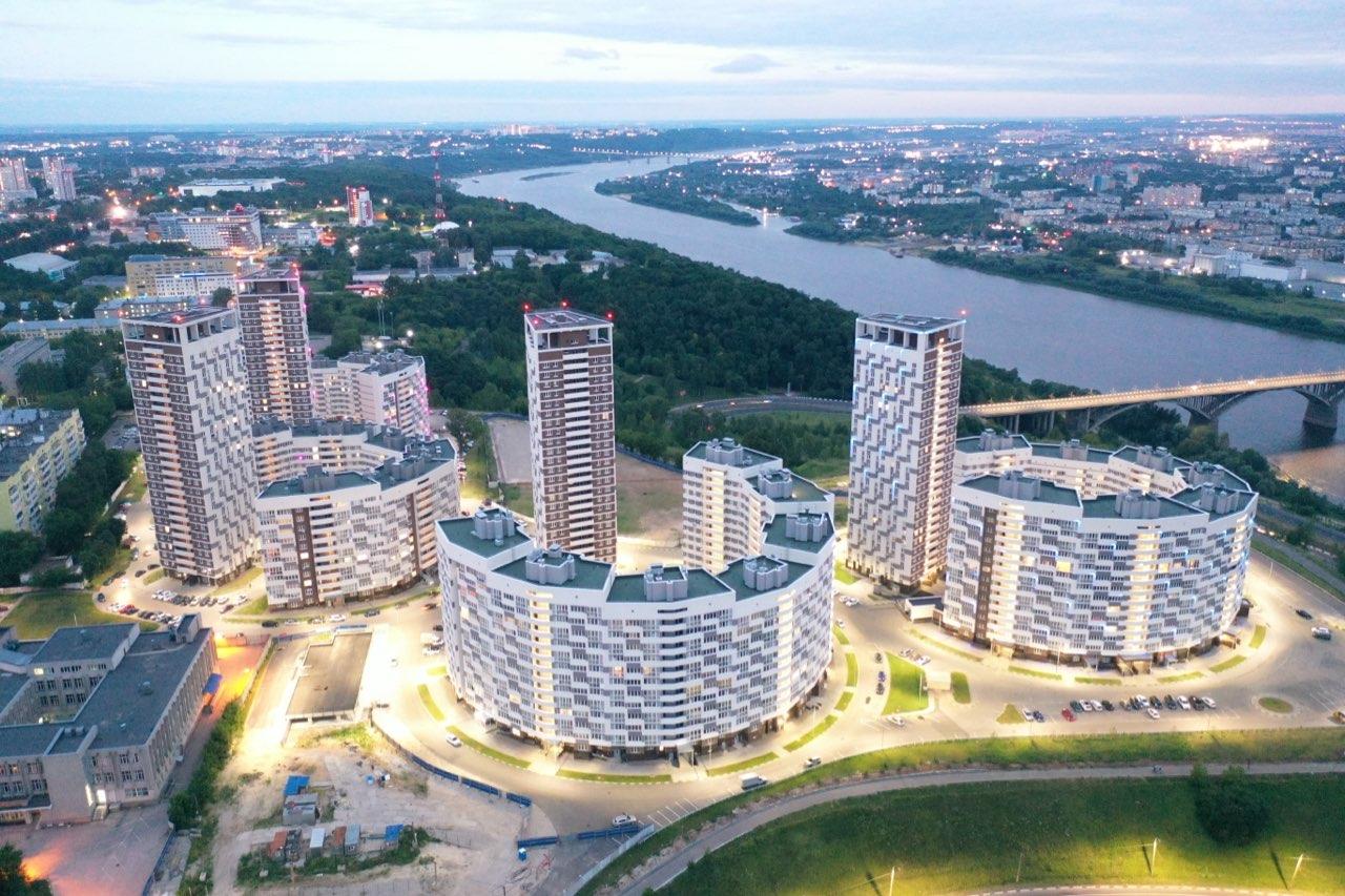 791 сделку ДДУ заключили в июне в Нижегородской области - фото 1