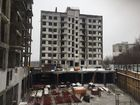 Ход строительства дома № 3 в ЖК Солнечный - фото 29, Декабрь 2017