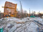 Каскад на Сусловой - ход строительства, фото 44, Декабрь 2016