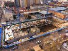 ЖК Клубный дом на Мечникова - ход строительства, фото 7, Март 2021
