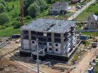Ход строительства дома № 15 в ЖК Академический - фото 53, Июнь 2019