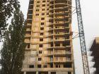 ЖК Парус - ход строительства, фото 25, Октябрь 2020
