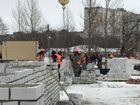 Ход строительства дома № 1 в ЖК Удачный 2 - фото 143, Февраль 2019