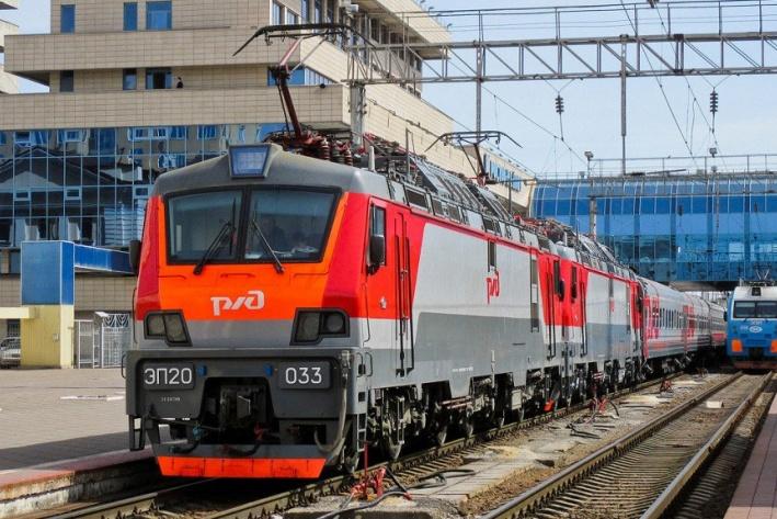 24 миллиона человек проехали в прошлом году по железным дорогам юга России