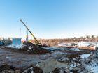 Ход строительства дома № 8-1 в ЖК КМ Тимирязевский - фото 1, Апрель 2021