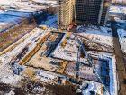 Ход строительства дома Литер 4 в ЖК Самолет 2 - фото 20, Декабрь 2020