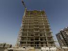 Ход строительства дома Литер 6 в ЖК Южный Берег - фото 10, Март 2020