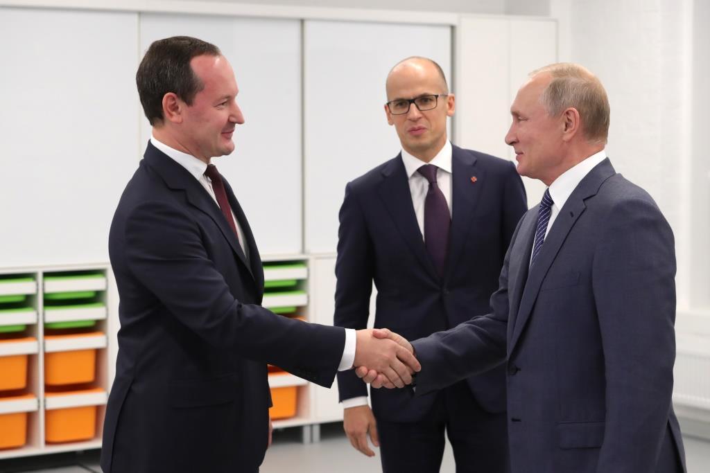 Владимир Путин одобрил целевую модель развития компании Россети до 2030 года