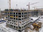 Ход строительства дома № 1 второй пусковой комплекс в ЖК Маяковский Парк - фото 70, Декабрь 2020