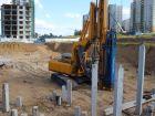 Ход строительства дома № 8 в ЖК Цветы 2 - фото 7, Август 2021